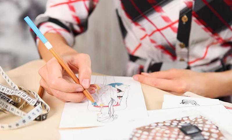 رشته طراحی لباس یزد
