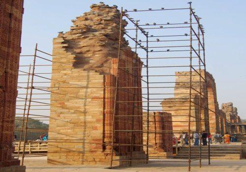 رشته مرمت و احیای بناهای تاریخی